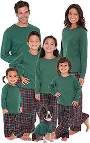 pajamagram plaid flannel matching family pajamas