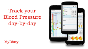 Blood Pressure Spreadsheet Blood Pressure Log Mydiary Android Apps On Google Play