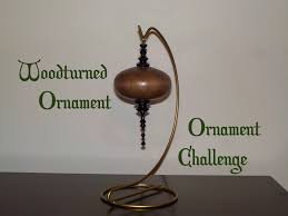 woodturning a classic christmas ornament 2015 ornament challenge