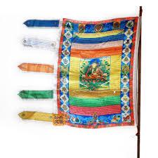 Prayer Flags Tibetan Buddhist Wind Horse Prayer Flags Tibet Sutra Streamer