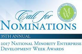 Seeking Awards Minority Business Development Agency Seeking Nominations For 2017