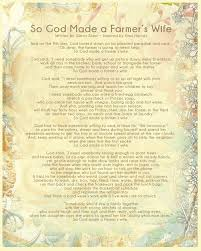 thanksgiving messages to god poem 1 so god made a farmer u0027s wife quotes pinterest poem