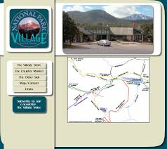 Estes Park Colorado Map by Map