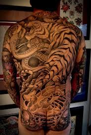tiger snake ink snake tatting and