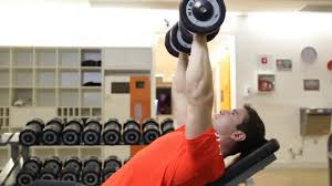 are dumbbell bench presses effective two parts health