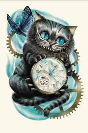 best 25 cheshire cat tattoo ideas only on pinterest cheshire