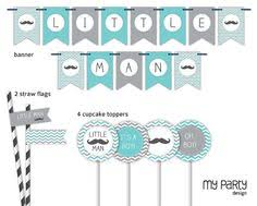 free printable little man baby shower i mustache you for a kiss