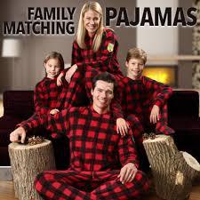 matching family pajamas uk amazoncom merry family