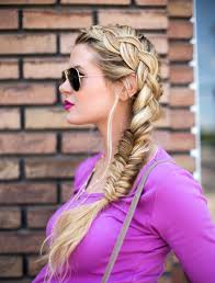 dutch turned fishtail braid barefoot blonde by amber fillerup clark