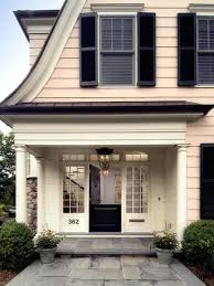 Popular Exterior House Colors 2017 The Next Big Exterior Paint Color Might Just Be Pink