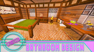 minecraft modded house bedroom design tutorial studtech ep 30