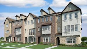 the townes at montford park new townhomes in charlotte nc 28209