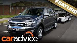 tow ball mass explained with the ford ranger xlt a caradvice