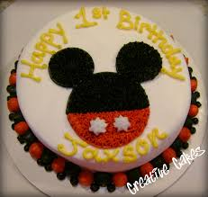 easy mickey mouse clubhouse cake you can do especially if on a