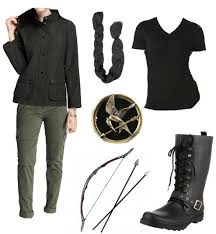Hunger Games Halloween Costumes 16 Katniss Everdeen Halloween Costume Images