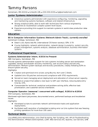 college resume sle 2014 operations administrator resume exles gallery of education