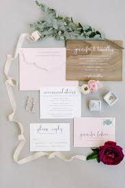 southern wedding invitation rsvp magnolia wedding stationery
