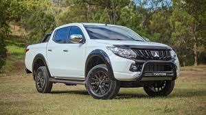 mitsubishi pajero sport 2017 black mitsubishi triton gls sports edition on sale