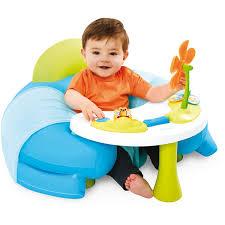 siege gonflable cocoon cotoons cosy seat bleu cotoons joué