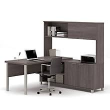 Oak Computer Desk With Hutch by Oak Computer Desks Officefurniture Com