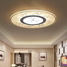 Led Shop Ceiling Lights by Modern Led Ceiling Lights Living Acrylic Design Kitchen Lamp For