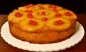 upside down cake wikipedia