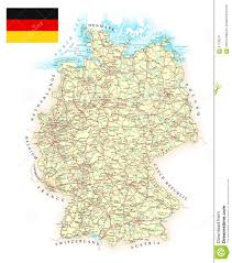 Map Of Bavaria Germany by Geography Blog Detailed Map Of Germany