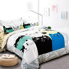 themed bed sheets 460 best cat duvets and sheets images on duvet covers
