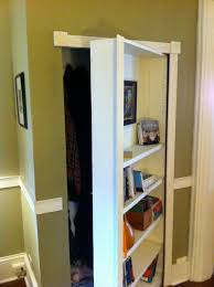 Wide Bookcase With Doors The Mysterious Bookcase