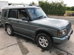 2003 land rover discovery td5 7 seater manual in antrim