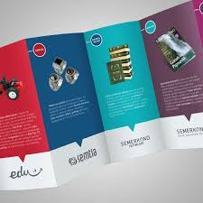 brochure 4 fold template phlet layout ideas fourthwall co