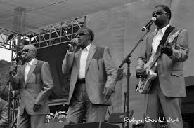 The Blind Boys From Alabama The Blind Boys Of Alabama On The Bus