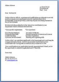 cover letter cover letter and some basic considerations sample
