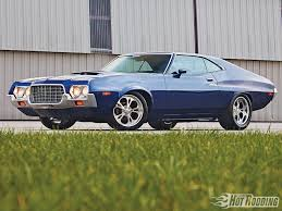 Ford Muscle Cars - 1974 ford torino jpm entertainment movie cars