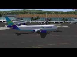 si e air caraibes fort de airport