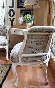 French Provincial Armchair French Provincial Chair Makeover Hometalk