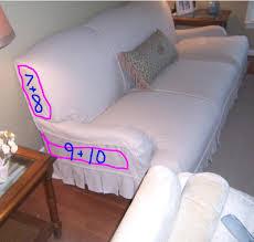 Incredible Leather Settee Sofa Better Housekeeper Blog All Things Bibbidi Bobbidi Beautiful How To Slipcover Sofas And Chairs