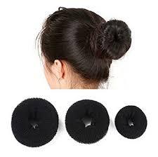 cuisiner des chignons de 3 pièces magic brosse à cheveux pour chignon donut chignon chignon