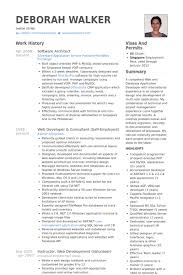 Parse Resume Example by Software Architect Resume Samples Visualcv Resume Samples Database