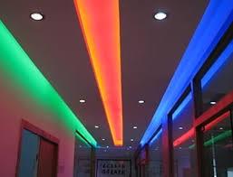 Famosos Fita de LED multicolor na decoração de ambientes e segurança  #PP24