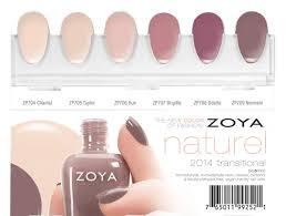 zoya naturel nail polish collection coming soon all lacquered up