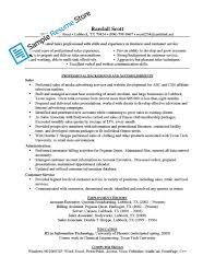 Strong Sales Resume Examples Jane Resume Saleslady Resume Objectives Resume Examples For