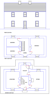 traditional two house plans blueprint home plans house plans house designs planning