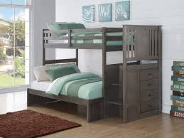 Modern Bunk Bed With Desk How To Convert Bunk Bed Bedding Raindance Bed Designs