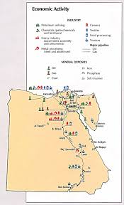 Map Of Egypt In Africa by Maps Of Egypt Worldofmaps Net Online Maps And Travel Information