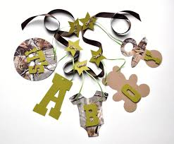 realtree camo baby shower decorations it u0027s a boy banner by