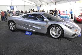mclaren f1 factory 1997 mclaren f1 sold for 8 4 million at auction autos