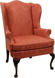 Wingback Chairs Leather Falcon Wing Back Chairikea Wingback Chair Leather Dining Ebay