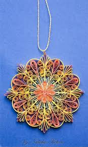 image result for paper quilling snowflakes tutorial quilling and