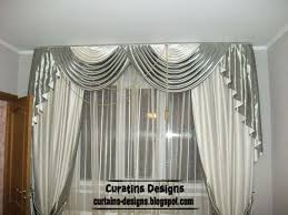 Patterned Curtains And Drapes Unique Curtain Designs French Curtain Models In Green Curtain